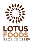 Lotus Foods Logo - Home