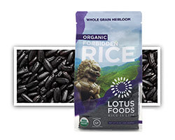 Organic Forbidden Rice®