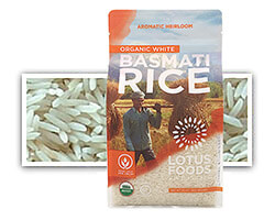 Organic Traditional Dehradun Basmati Rice