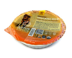 Organic Volcano Rice™ Heat & Eat Bowl