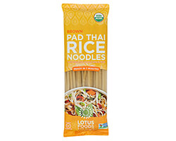Organic Brown Pad Thai Rice Noodles