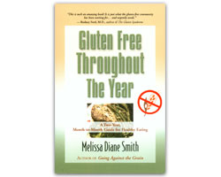 Gluten-Free Throughout the Year