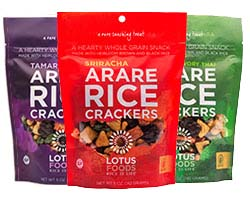 Arare Rice Crackers Trial Pack