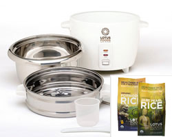 Gift Box - Bestsellers Gift Set with Rice Cooker