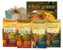 Gift Box - More Crop Per Drop™ Gift Set with Cookbook