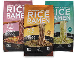 Ramen with Vegetable Broth Variety Pack