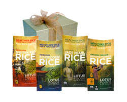 Gift Box - World Rice Gift Set